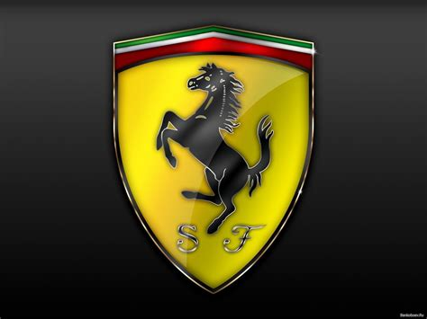 ferrari logo black and white vector ferrari logo wallpapers wallpaper cave