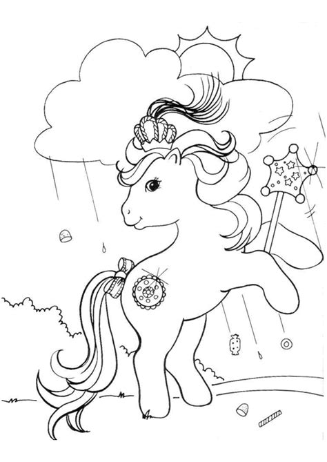 pictures to color pictures to colour my ponies
