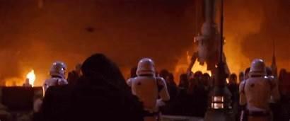 Wars Star Force Ren Kylo Gifs Jedi
