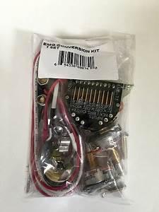 Emg T Pickup Conversion Wiring Kit Solderless For Tele