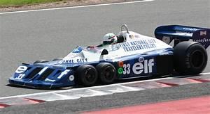 Tyrrell 6 Roues : six wheel formula 1 car ~ Medecine-chirurgie-esthetiques.com Avis de Voitures