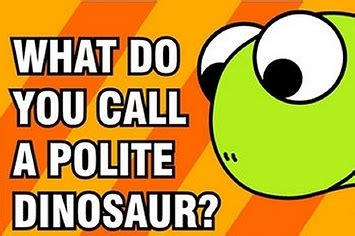 spectacularly nerdy dinosaur jokes