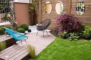 Amenager Un Petit Jardin Sans Pelouse : miroir oval coller 60 cm tendancemiroir ~ Melissatoandfro.com Idées de Décoration