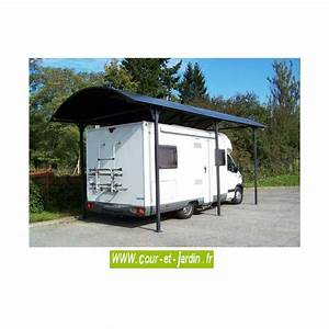 Carport Camping Car : carport camping car alu camping car abri camping car ~ Dallasstarsshop.com Idées de Décoration