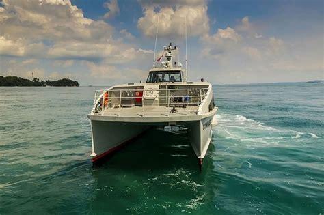 bureau veritas nigeria incat crowther delivers pair of 20m catamaran