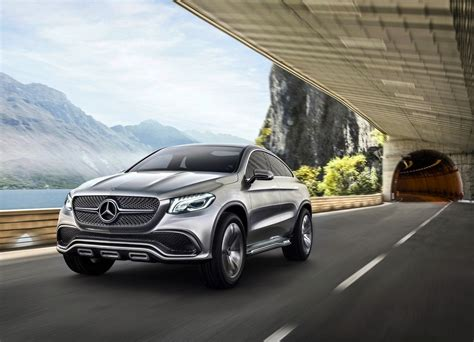 2018 Mercedes Benz Coupe Suv Concept The Official Blog
