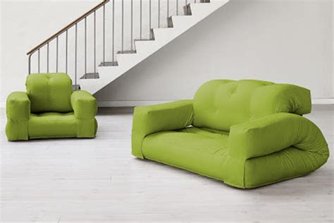 Transformable Sofa Bed Hippo With Japanese Futon