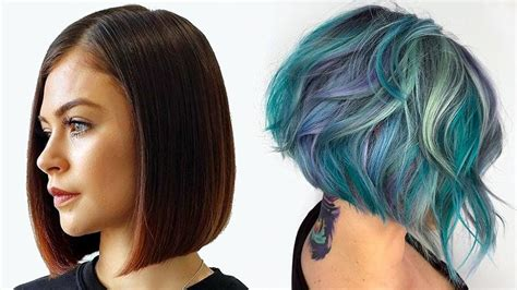 Hairstyle 2019 : New Bob Haircuts For Women 2019