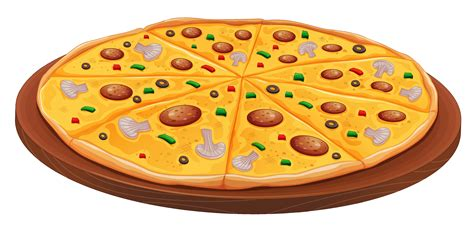 Pizza Clip Art Image Free Download🤷