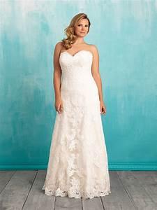 25 best curvy wedding dresses for plus size brides With wedding dresses for curvy bodies