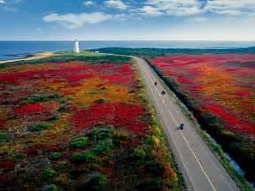 New Brunswick Canada Scenic Roads