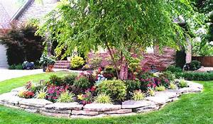 Wonderful Landscaping Ideas For Front Yard Ranch House