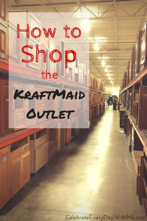 Cabinets To Go Ohio by How To Shop The Kraftmaid Outlet Celebrate Every Day With Me