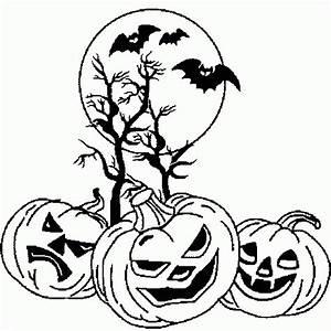 Citrouille Halloween Dessin : coloriages d 39 halloween ~ Melissatoandfro.com Idées de Décoration