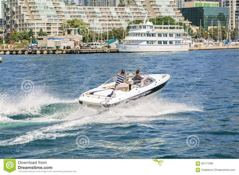 Driving Boat In Dream by Gorgeous Amazing View Of People Driving Motor Boat On The