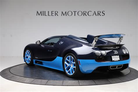 2014 bugatti grand sport vitesse. Pre-Owned 2014 Bugatti Veyron 16.4 Grand Sport Vitesse For Sale () | Miller Motorcars Stock #8040C