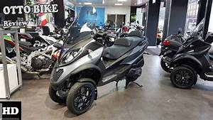Piaggio Mp3 500 Hpe : look this 2018 piaggio mp3 500 hpe business chassis overview youtube ~ Medecine-chirurgie-esthetiques.com Avis de Voitures