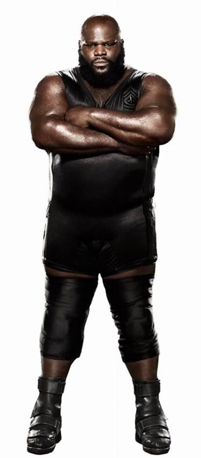 Henry Mark Wwe Wrestler Wwf Heavyweight Strongest
