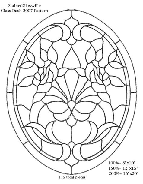 17 Best images about Geometric & Abstract - Stained Glass