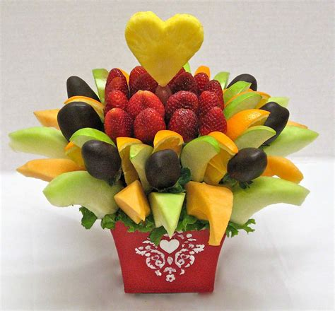 fruit flower decoration how to make a do it yourself edible fruit arrangement kabobs cabbage and knives
