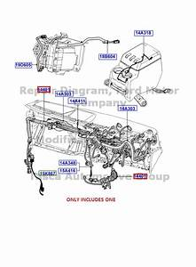 New Oem Dash  U0026 Floor Console Main Wiring 2005