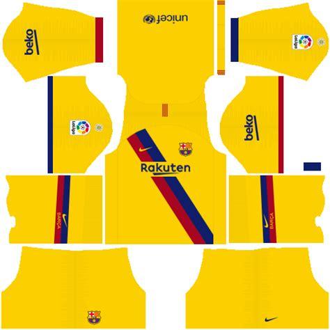 Lihat ide lainnya tentang fc barcelona, new york city fc, olahraga. Kits/Uniformes para FTS 15 y Dream League Soccer: Kits ...