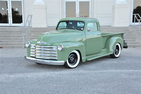 first mercedes 1953 chevrolet 3100 simplicity and chevrolet rod