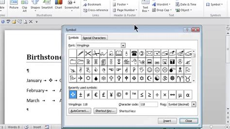 Microsoft Word Spacers by How To Put Bullets Between Words Ms Word Skills