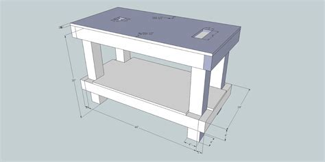 table saw workbench woodworking plans woodwork router table plans table saw pdf plans