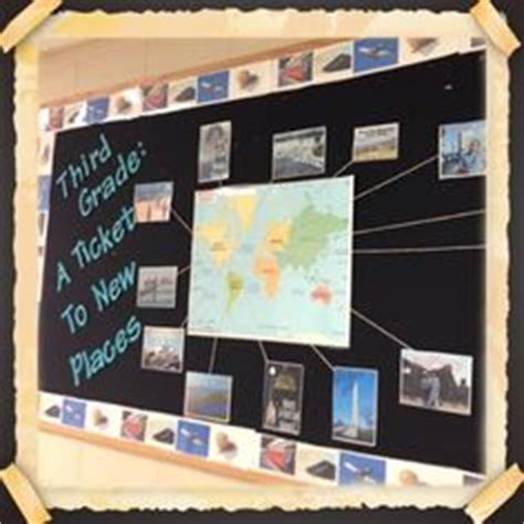 1000+ Images About Travel Classroom Theme On Pinterest