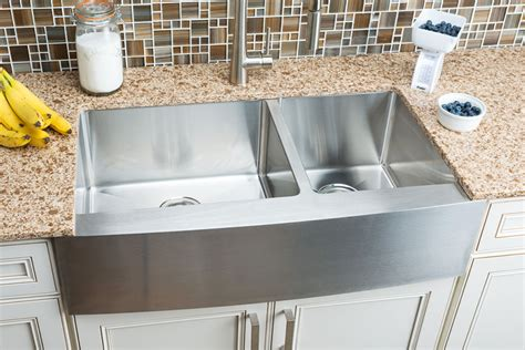 extra large kitchen sinks hahn farmhouse extra large 60 40 double bowl sink jpg