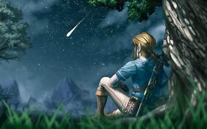 Zelda Breath Wild Legend Desktop Wallpapers Tokkoro