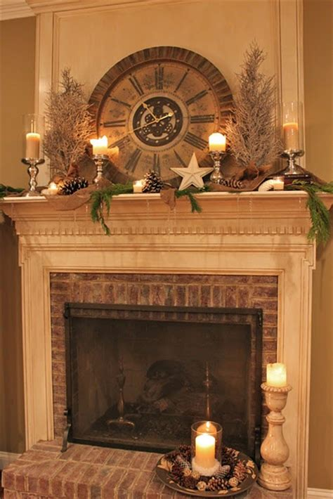 rustic mantel clock woodworking projects plans