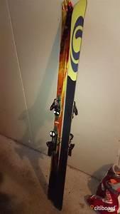 Salomon skidor