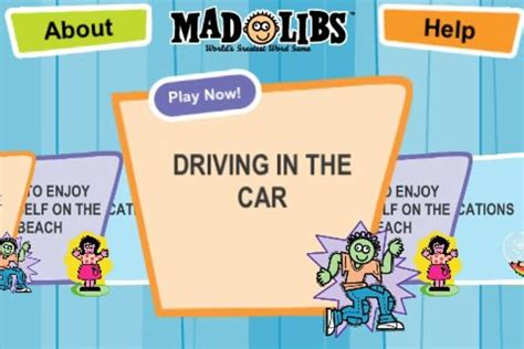 Mad Libs For Iphone