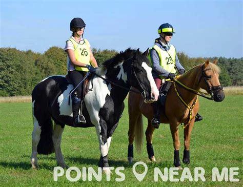 riding horseback near spirit health