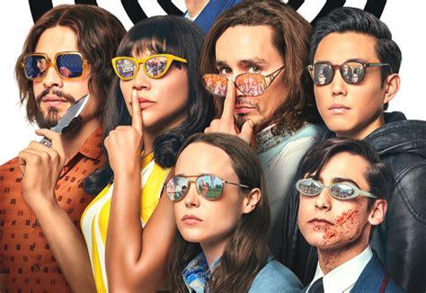 The Umbrella Academy estrena tráiler de segunda temporada