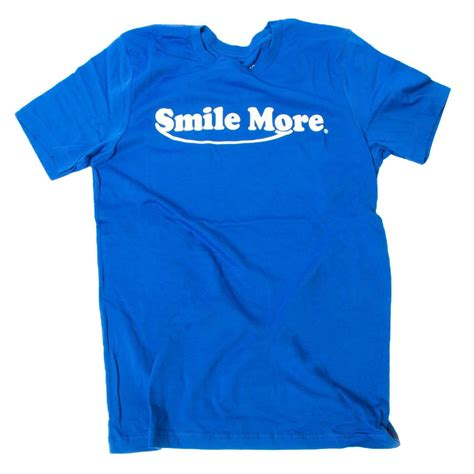 tshirt inside smile more t shirts the smile more store
