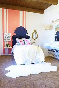 Colorful, And, Eclectic, Teenage, Bedroom, Makeover
