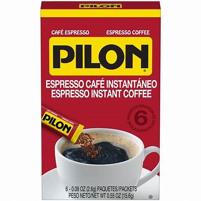 Coffee Instant Packets Single Serve Gourmet Pilon