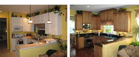top kitchen cabinets 25 best kitchens before and after images on 2859