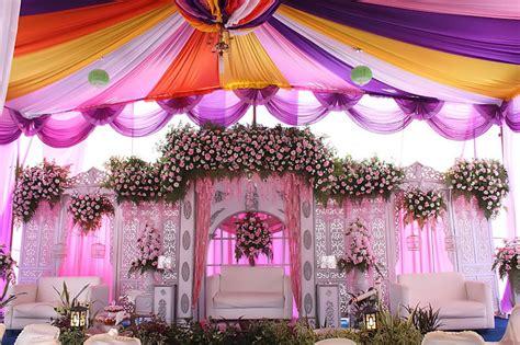 sewa tenda alat pernikahan dekorasi surabaya timur murah