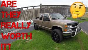 Running 20x12 Wheels On Your Chevy K1500 Silverado Really