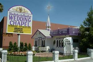 Chapel wedding packages in las vegas for Wedding church las vegas