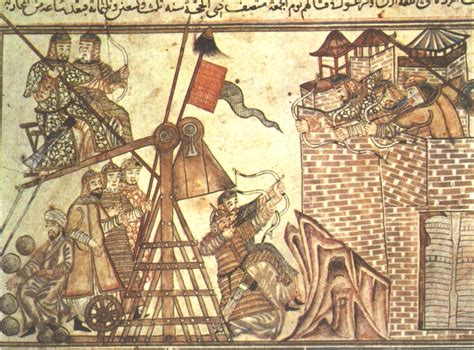 city siege mongols besieging the city of ūq detail jami 39 al
