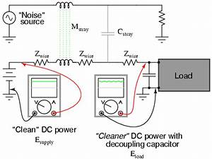 what is the purpose of a capacitor and why would you want With capacitorcircuit