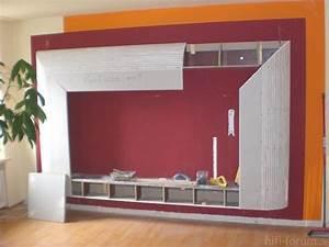 Tv Wand Selber Bauen Rigips : photo3 photo3 hifi bildergalerie ~ One.caynefoto.club Haus und Dekorationen