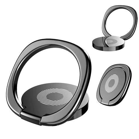 Finger Iring Stand Holder 360 black 360 176 universal rotating finger ring stand holder