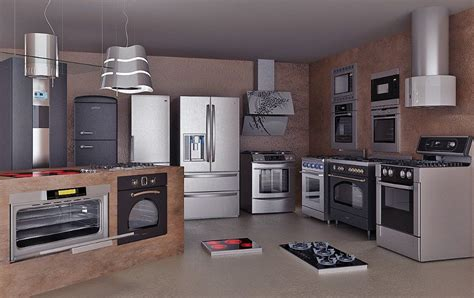 designer kitchen images archmodels vol 68 fbx mxs obj collection evermotion 3247