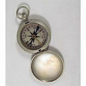 Vintage Pocket Compass | www.imgkid.com - The Image Kid ...